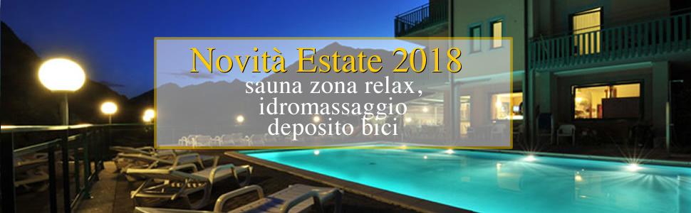 Benvenuti Hotel Torre - Ristorante le Terrazze di Sondalo